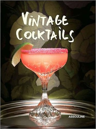 Vintage Cocktails Book