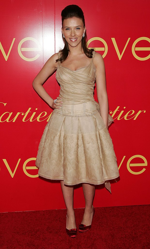June 2006: Cartier Celebrate Love Party