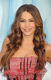 Sofia Vergara at Grauman's Chinese Theatre.