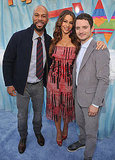 Sofia Vergara got close with her costars Common and Elijah Wood.