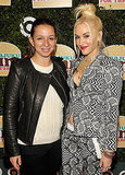 Maya Rudolph dropped by to support Gwen Stefani's new project.