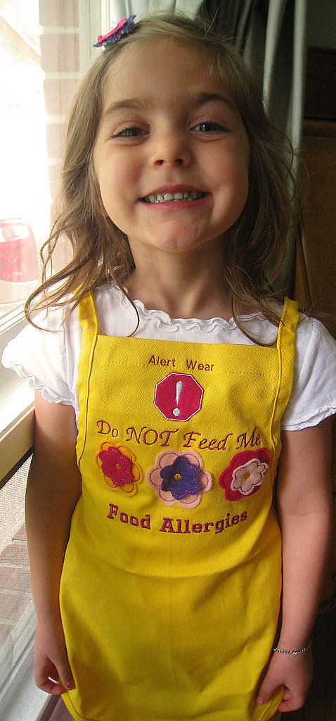 Food Allergy Alert Wear Apron ($20)