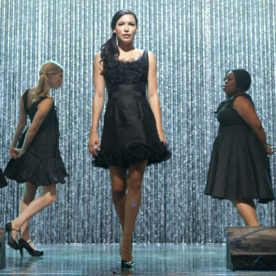 "Glee Recap, ""Mash Off"""
