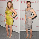 Hilary Duff Steps Out With Her Growing Baby Bump and Joins Amy Adams in Supporting a Good Cause