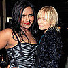 Mindy Kaling Party With Nicole Richie & Jon Hamm Pictures