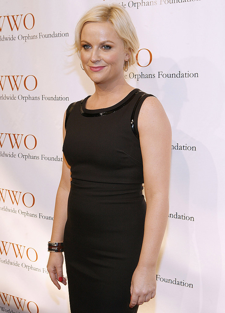 Amy Poehler at the 2011 Worldwide Orphans Foundation Benefit Gala.