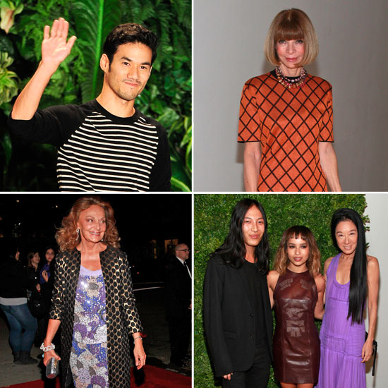 The Fash-Pack Celebrates Altuzarra's Win at the CFDAs!