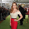 Amy Adams OK With Baby Weight