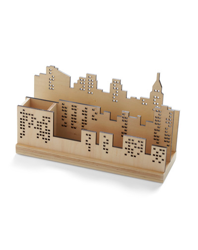 Sort and the City Desk Organizer ($30)