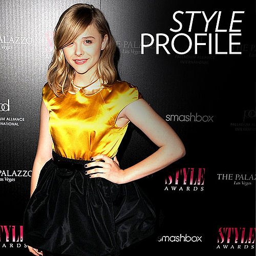 Chloë Moretz Awarded MaxMara's Face of the Future for 2012: See Her Style From Over the Years