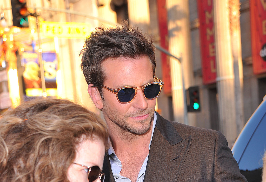 Bradley looked like a true movie star at the premiere of The Hangover Part II in 2011.