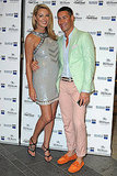 Charlotte Dawson and Adam Williams