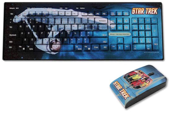 Crew Keyboard and Mouse