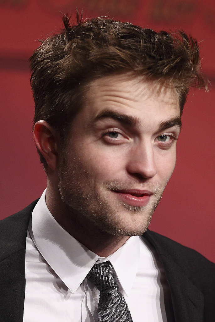 Robert Pattinson promotes Breaking Dawn Part 1 in Germany.