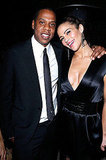 Paula Patton offered her congratulations to Jay-Z on his Men of the Year Awards.