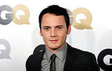 Anton Yelchin looked adorable at the 2011 GQ Men of the Year party.
