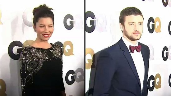 Video: Justin Timberlake and Jessica Biel's PDA-Filled Night