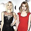 Jessica Biel, Emma Roberts at GQ Men of the Year Party