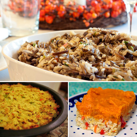 Gluten-Free Alternatives to Thanksgiving Stuffing