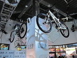 Bikes at the Wired Store 2011
