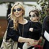 Sarah Michelle Gellar Shopping Pictures Charlotte Prinze