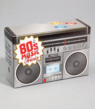 80&#039;s Music Trivia Game $15