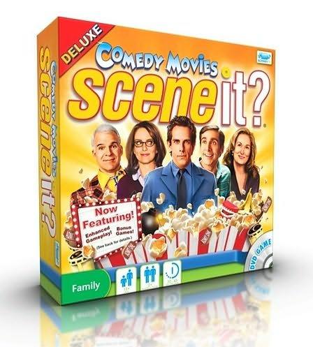 Scene It? Comedy Movies Deluxe Edition $30