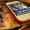 Comic Book iPhone 4/4S Case