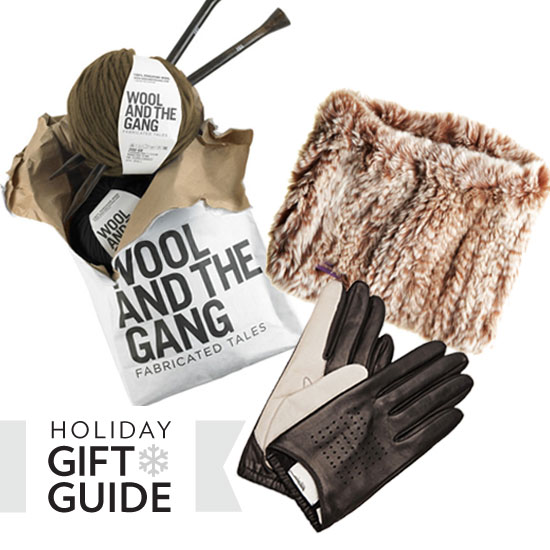 Gift-Worthy Scarves, Hats, and Gloves That Are Far From Boring
