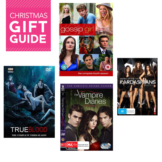 2011 Christmas Gift Guide: Drama DVDs!