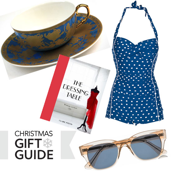 2011 Christmas Gift Guide: The Vintage Lover