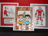 Geek Card Trio ($4.95)