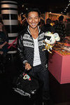 Prabal Gurung Shopping at Gaga's Workshop