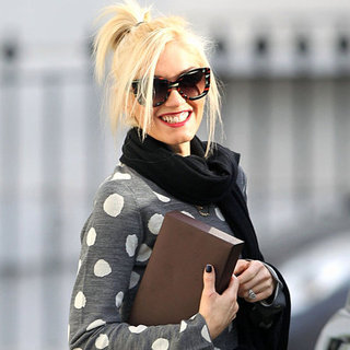 Gwen Stefani and Gavin Rossdale in London Pictures