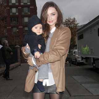 Miranda Kerr Flynn Bloom NYC Winter Pictures