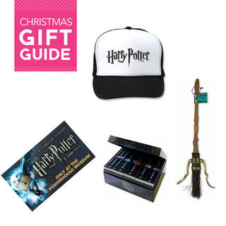 Christmas Gift and Present Ideas for Harry Potter Fans Including Broomstick, DVDs, Books and More!