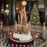 Westin St. Francisco Holiday Sugar Castle 2011