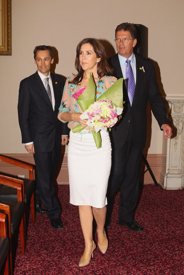 Princess Mary in Australia Day 5