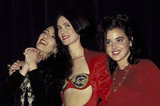 1991: Wendy Matthews, Margaret Urlich and Tina Arena