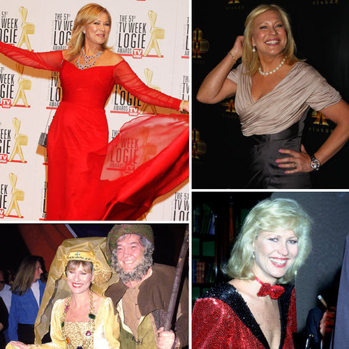 Kerri-Anne Kennerley Pictures to Celebrate Her Last Live Show of Mornings With Kerri-Anne