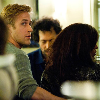 Eva Mendes Ryan Gosling Dating Pictures in Paris