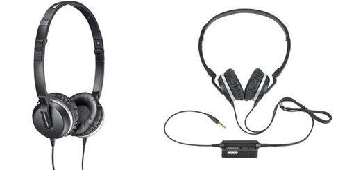 Audio Technica ATH-ANC1 QuietPoint Noise-Canceling Headphones