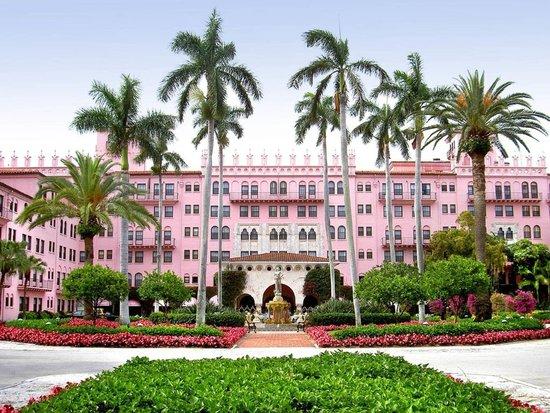 Boca Raton Resort and Club, Florida