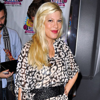 Tori Spelling's Nursery For Baby Hattie