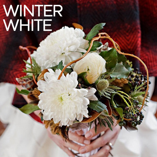 How to Add Holiday Cheer to Your Winter Wedding