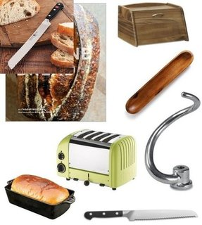 Holiday Gifts For The Breadmaker