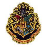 Harry Potter Hogwarts Crest Patch ($8)