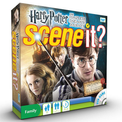 Harry Potter Scene It? Game ($63)