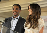 Kate Beckinsale and Anthony Mackie shared the podium.