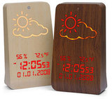 WoodStation Weather Display ($80-100)